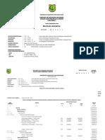 Usulan Rancangan Surat Penyediaan Dana