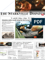 Starkville Dispatch eEdition 1-20-19