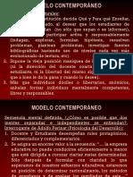Modelo Contemporaneos