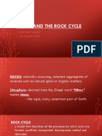2 Rocks and the Rocks Cycle