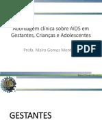 6 - AIDS Em Gestantes e Crianças