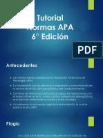 Tutorial Normas APA
