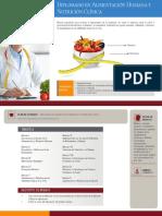 UAG Universidad Autonoma de Guadalajara Diplomado en Alimentacion Humana y Nutricion Clinica