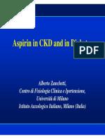 Aspirin pada pasien CKD