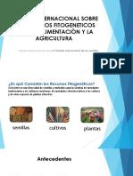 TRATADO INTERNACIONAL SOBRE LOS RECURSOS FITOGENETICOS PARA LA.pptx