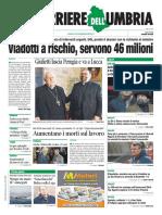 Rassegna Stampa Nazionale e Locale Dell'Umbria Del 20 Gennaio 2019