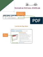 How to Downlaod & Install Inspeak