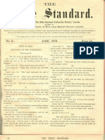 Bible Standard June 1878