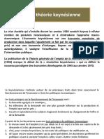 1. 1. 3. C. Théorie Keynésienne Et Économie de Loffre2