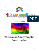 Theremino Spectrometer Construction ENG