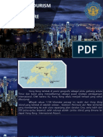 Hongkong Tourism Government and Structure II