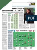 La Provincia Di Cremona 20-01-2019 - Serie B
