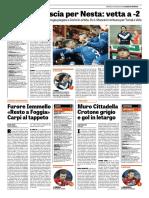 La Gazzetta Dello Sport 20-01-2019 - Serie B