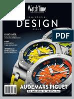 WatchTime_Special_Design_2018, Audemars Piguet evolution of Royal Oak.pdf