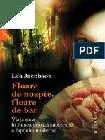 Lea Jacobson - Floare de noapte, floare de bar.epub