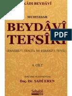 Kadı Beydavi - Tefsir - 4