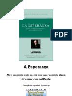 A Esperança - Norman Vincent Peale - Livro Cristao