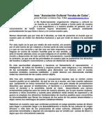 ACYC_CUB_UPR_S4_2009_AsociaciónCulturalYorubadeCuba