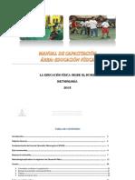Manual II de Educación Física