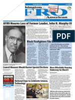 Washington D.C. Afro-American Newspaper, October 23, 2010