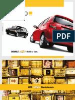 Chevrolet Aveo Brochure Fr CA