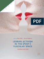 Lesbian activism