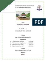 Impulsion Tren Electrico