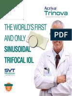Acriva Trinova Brochure High