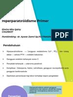 PPT CSS Hiperparatioridisme Primer
