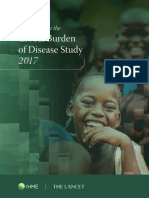 Global Burden of Disease Study 2017