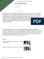 Eeuu Investiga El Dinero de Los Kirchner