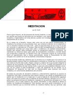 Meditación OTO