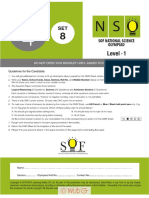 Nso Level1 Class 4 Set 8 (1)