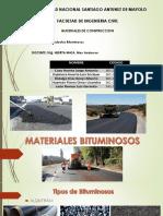 UNIDAD N° 06 MATERIALES COMPUESTOS METALES. ASFALTO. POLIMEROS