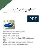 Armor-piercing Shell