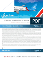 01082019 Jetlines Corporate Presentation
