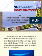 Principles of Supervisory Practices