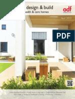 Architect Data File 2015_Healthcare Design & Build