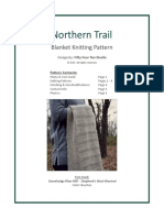 Northern Trail Blanket by Fifty Four Ten Studio Jan 2019