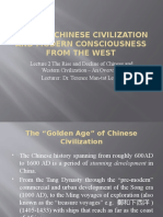 L2_The Rise and Decline of Chinese and Western Civilization