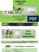 HERCON Estudio Telefonico Nacional Flash Ene2019