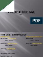 Prehistoric - Unit 1