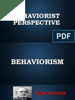 Behaviorist perspective.pptx