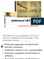 Additional LET Practice Test in Professional Education with Answer Key+.pdf