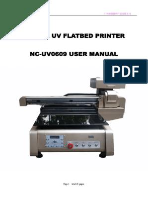 1462947451_0609 USER MANUAL | Printer (Computing) | Switch