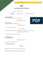 I Parcial - Fórmulas de Ecuaciones Diferenciales