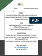 Presentacion Servicios Gestion Humana 2019