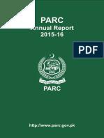 Parc report