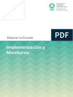 4. Implementacion y Monitoreo