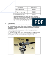 AQT test procedure